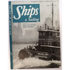 Ships and the Sea April 1952
