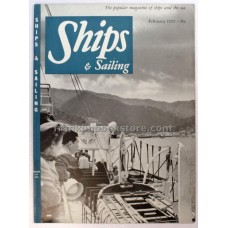 Ships and the Sea February 1952