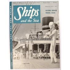 Ships and the Sea February 1953
