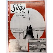 Ships and the Sea January 1954