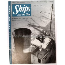 Ships and the Sea July 1953