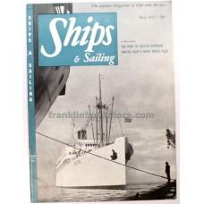 Ships and the Sea May 1952