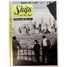 Ships and the Sea November 1953