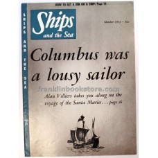 Ships and the Sea October 1953