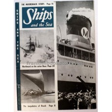 Ships and the Sea September 1953