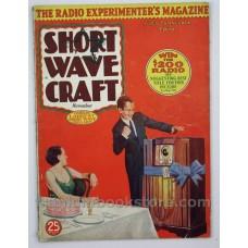 Short Wave Craft November 1935