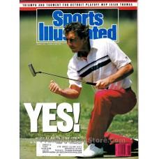 Hale Irwin Golf June 25, 1990 Sports Illustrated