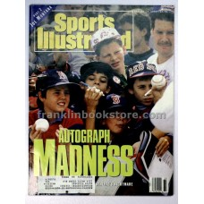 Sports Illustrated August 13 1990
