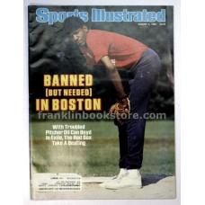 Martina Navratilova, Sports Illustrated August 4 1986
