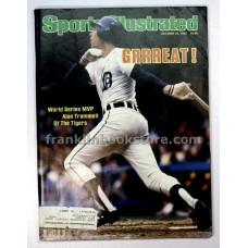 1984 Baseball World Series, Sports Illustrated October 22, IBM PCjr, Randy White